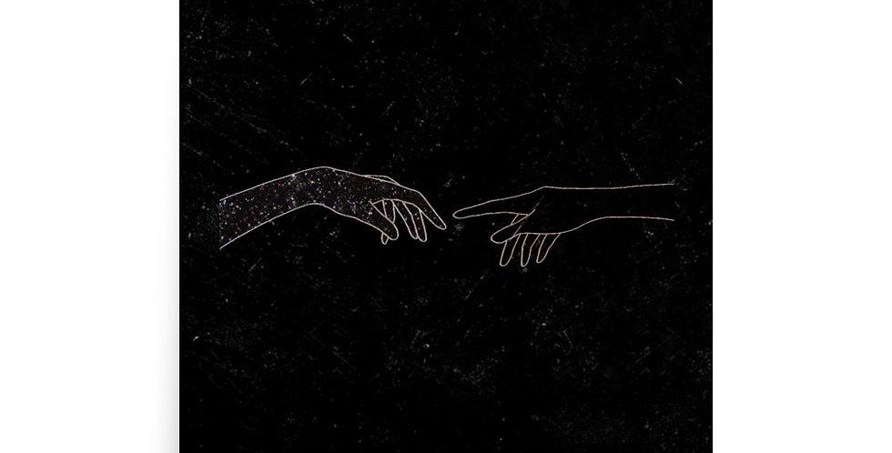 """touch my soul"" fine art print"