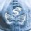 Thumbnail: $ Wing Light Blue Denim CAP