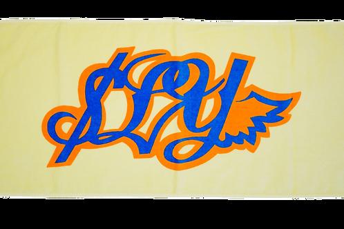 $LY Yellow logo Towel