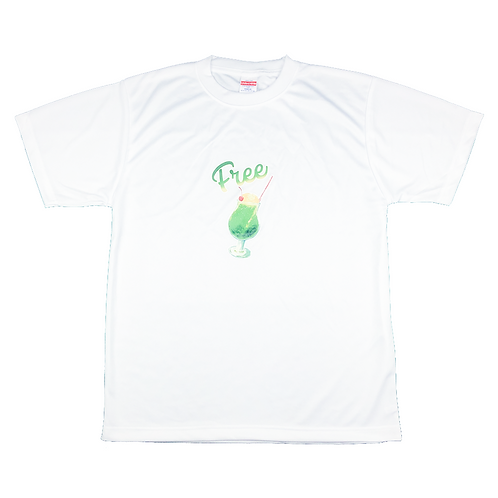 Free Sporty T-shirt White