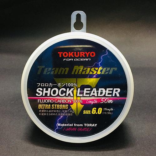 #6 Shock leader Team Master Tokuryo 6.0 - 19.9lb