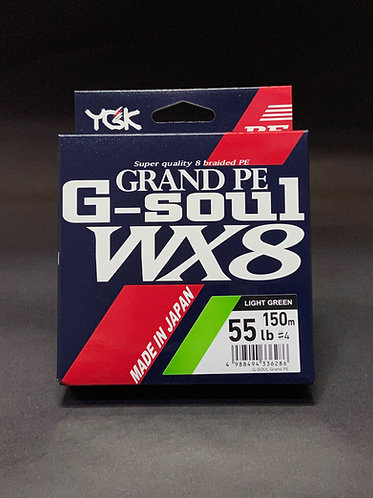 Linha G-Soul Grand PE WX8 - 55 lb
