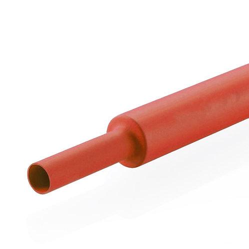 Tubo Retratil Red 3mm-1metro