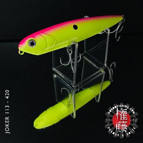 Isca Artificial Nitro Fishing Joker 113