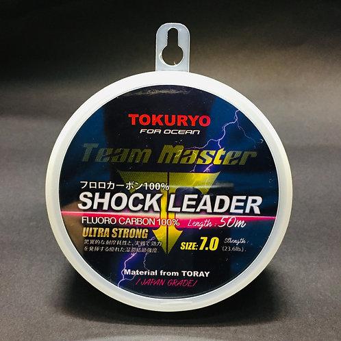 #7 Shock leader Team Master Tokuryo 7.0 - 23.6lb