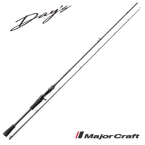 """Vara para carretilha Major Craft Day's 6'0"""" (1,83m) 16 Lbs - DYC-60M"""