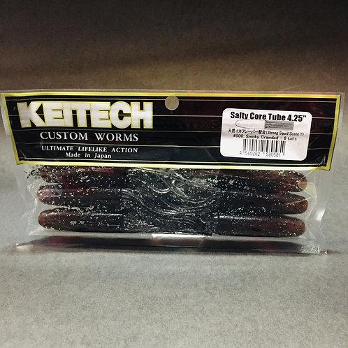"Keitech Salty Core Tube 4.25"""