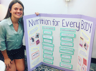 LK Nutrition, Ashley Perrone & The Non-Diet Approach