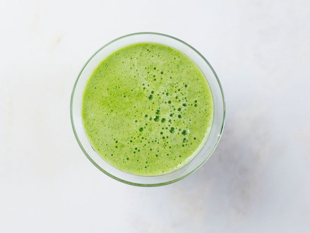 Thoughts on Celery Juice