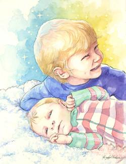 Babies (commission)