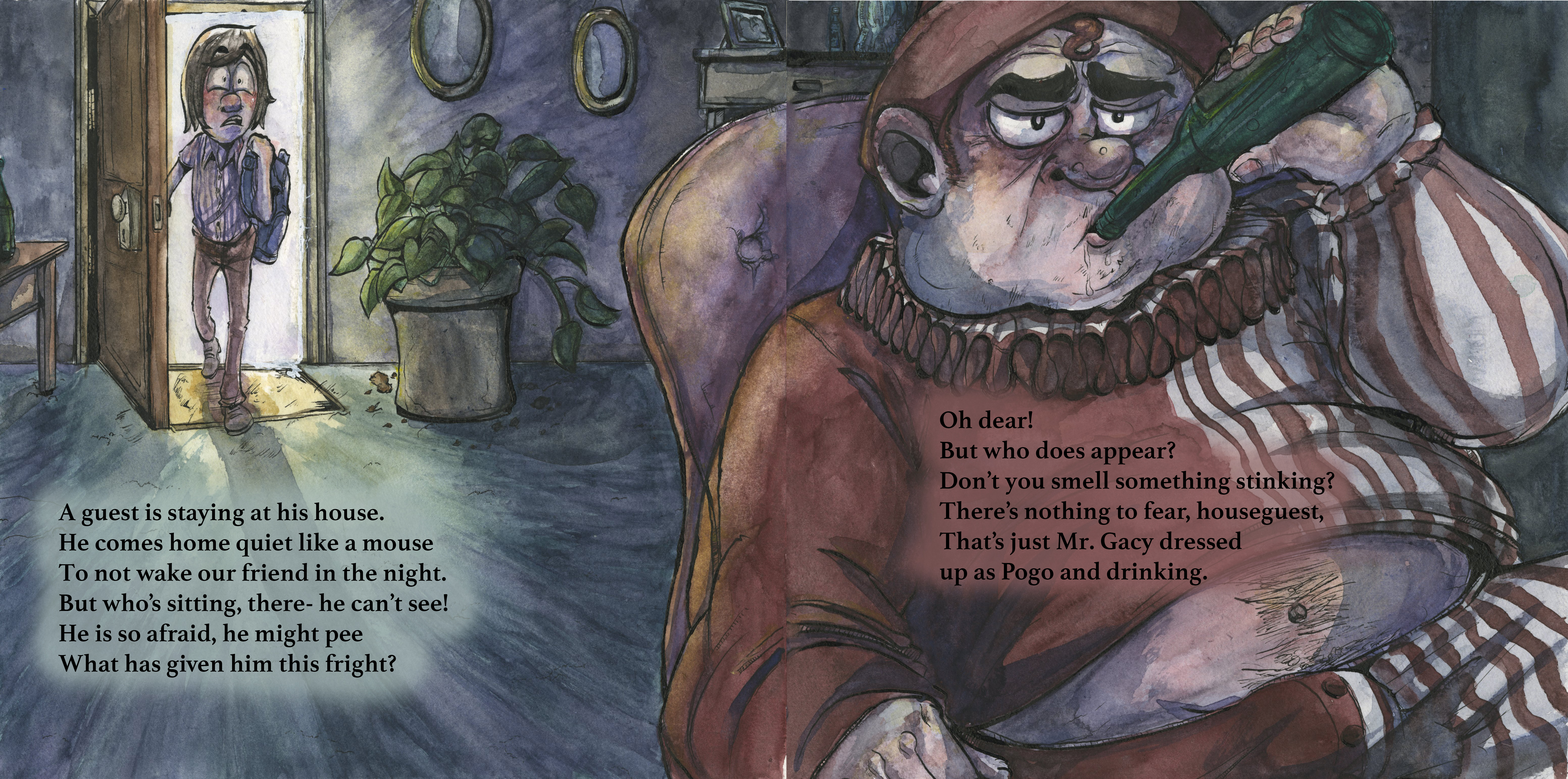 Mr. Gacy pages 13-14
