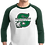 "Thumbnail: ""S"" Logo Unisex 3/4 Sleeve"