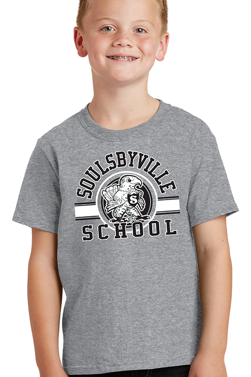 Falcon Pride Youth Boys Tee Shirt