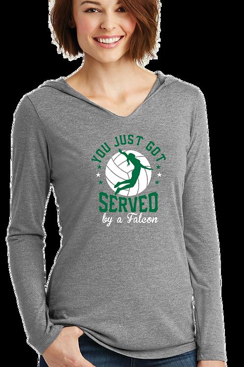 Got Served (Tee Hoodie)