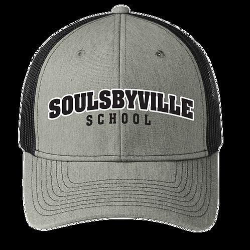 Soulsbyville School Trucker Cap (SnapBack)