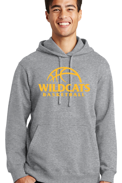 WC Basketball T Hoodie