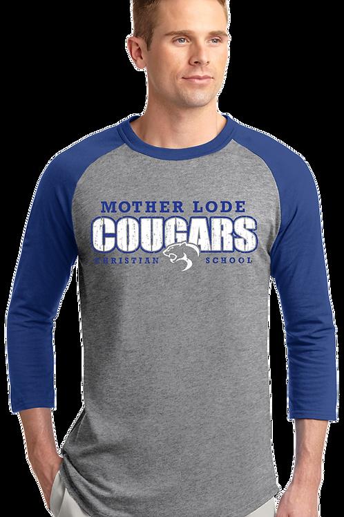 Cougars Spirit Wear (Raglan)