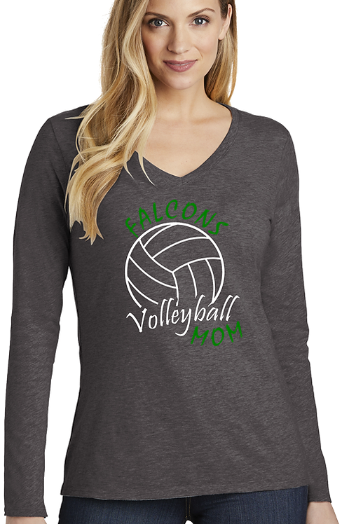 VolleyBall Mom (Long Sleeve)