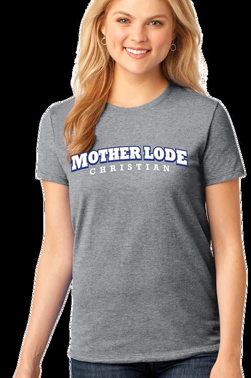 Mother Lode Christian (Ladies Core Cotton)