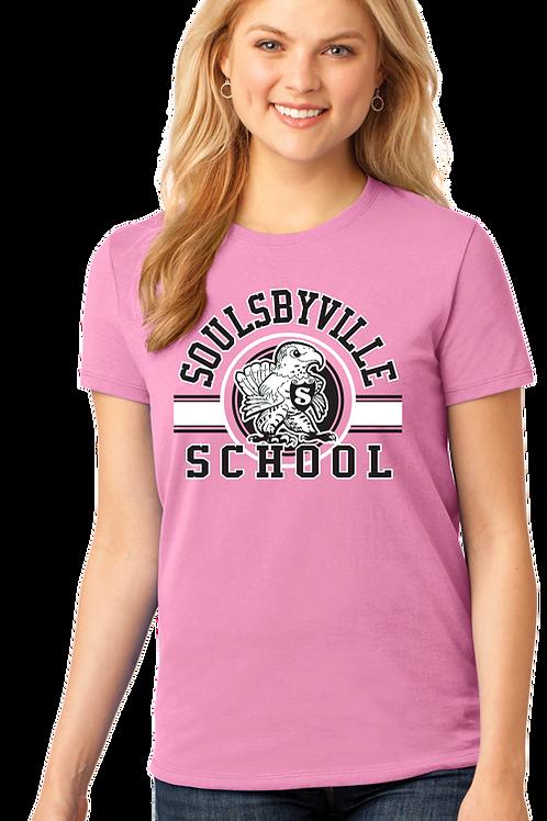 Falcon Pride Womens Tee Shirt