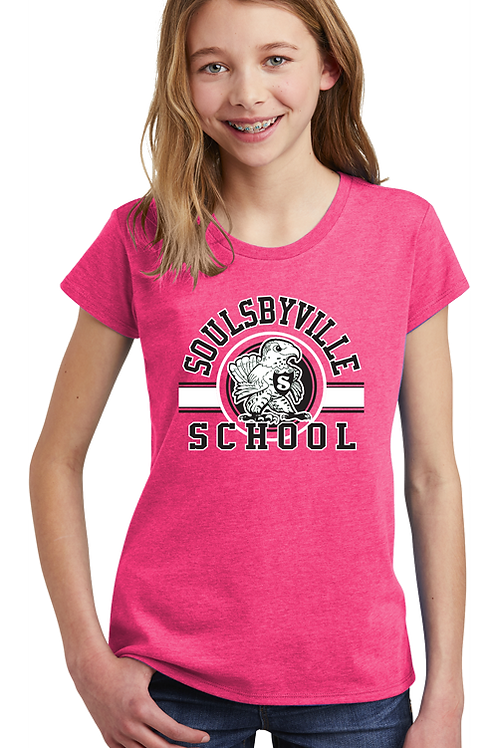 Falcon Pride Youth Girls Tee Shirts