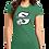 "Thumbnail: ""S"" Logo Womens District Tee Shirts"