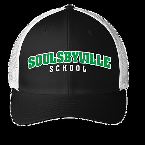 Soulsbyville School FlexFit Mesh Back Cap