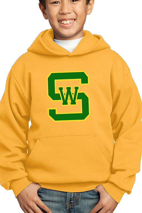 Youth SW Logo Hoodie PC90YH
