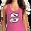 "Thumbnail: ""S"" Logo Womens Racerback Tank"