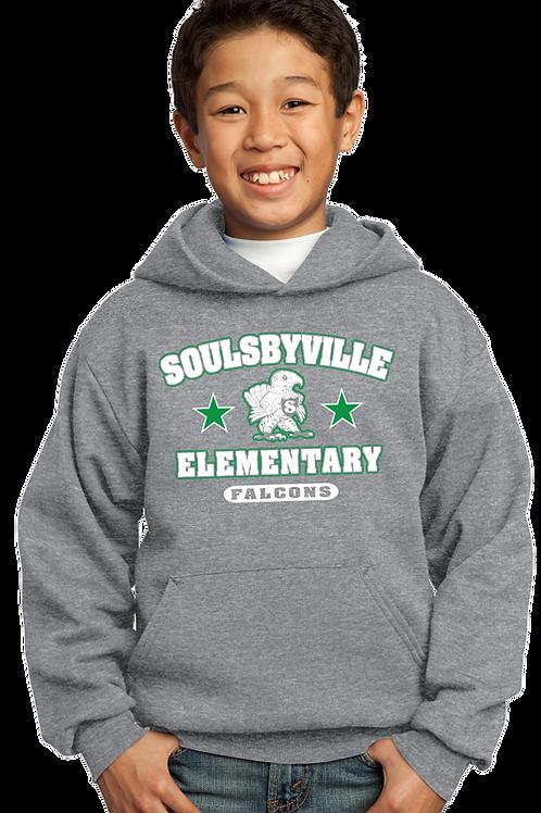 Elementary Youth Unisex Hoodies