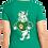 Thumbnail: Ladies Big Cat Logo Tee LPC54V