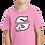 "Thumbnail: ""S"" Logo Youth Boys Tee Shirt"