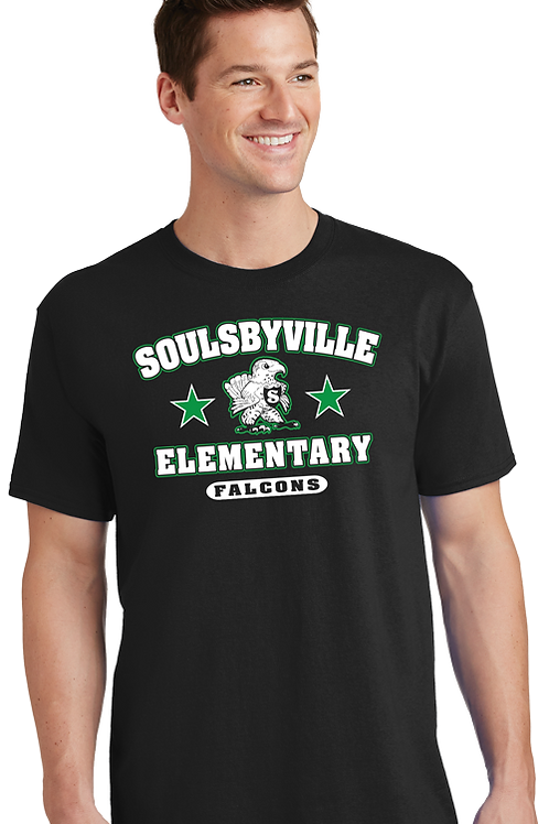 Soulsbyville El Mens Tee Shirt.