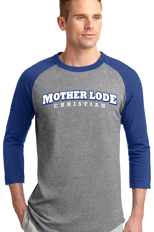 Mother Lode Christian (Raglan)