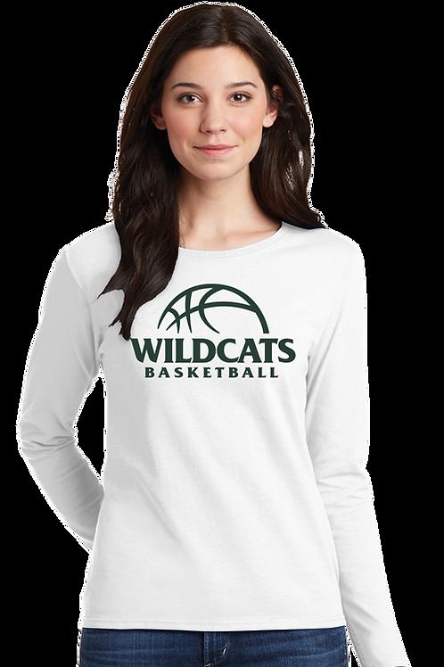 WC Basketball T (Ladies LS)