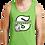 """Thumbnail: """"S"""" Logo Mens Tanks"""