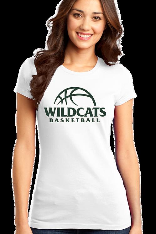 WC Basketball Womens T