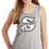 """Thumbnail: """"S"""" Logo Youth Girls Tanks"""