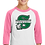 """Thumbnail: """"S"""" Logo Youth Boys 3/4 Sleeve"""