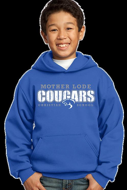 Cougars Spirit Wear (Youth Hoodie)