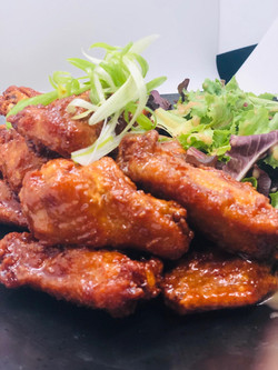 Sweet & Spicy Wing