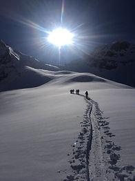 Skitouren in Matt