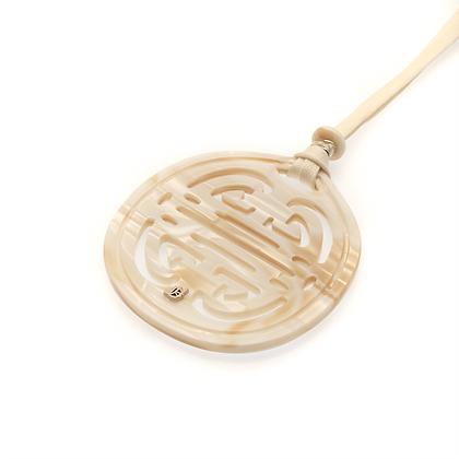 Collier symbole du Bonheur