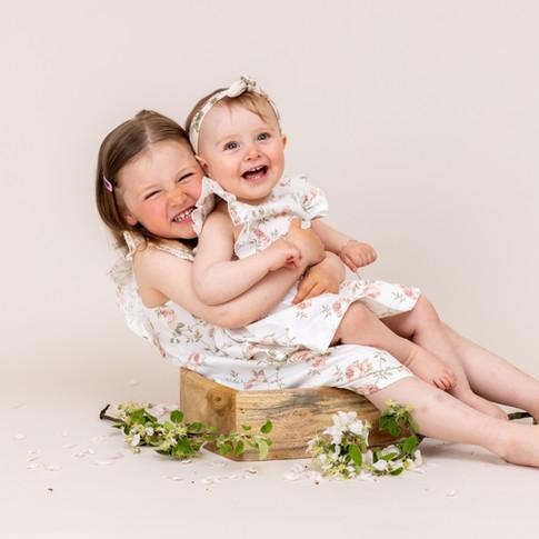 Lea og Nora