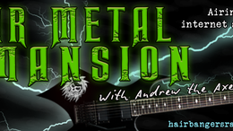 Hair Metal Mansion Radio Show - Interview with HOL Bassist Chris Tristram