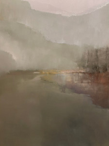 Misty Moody Mornin