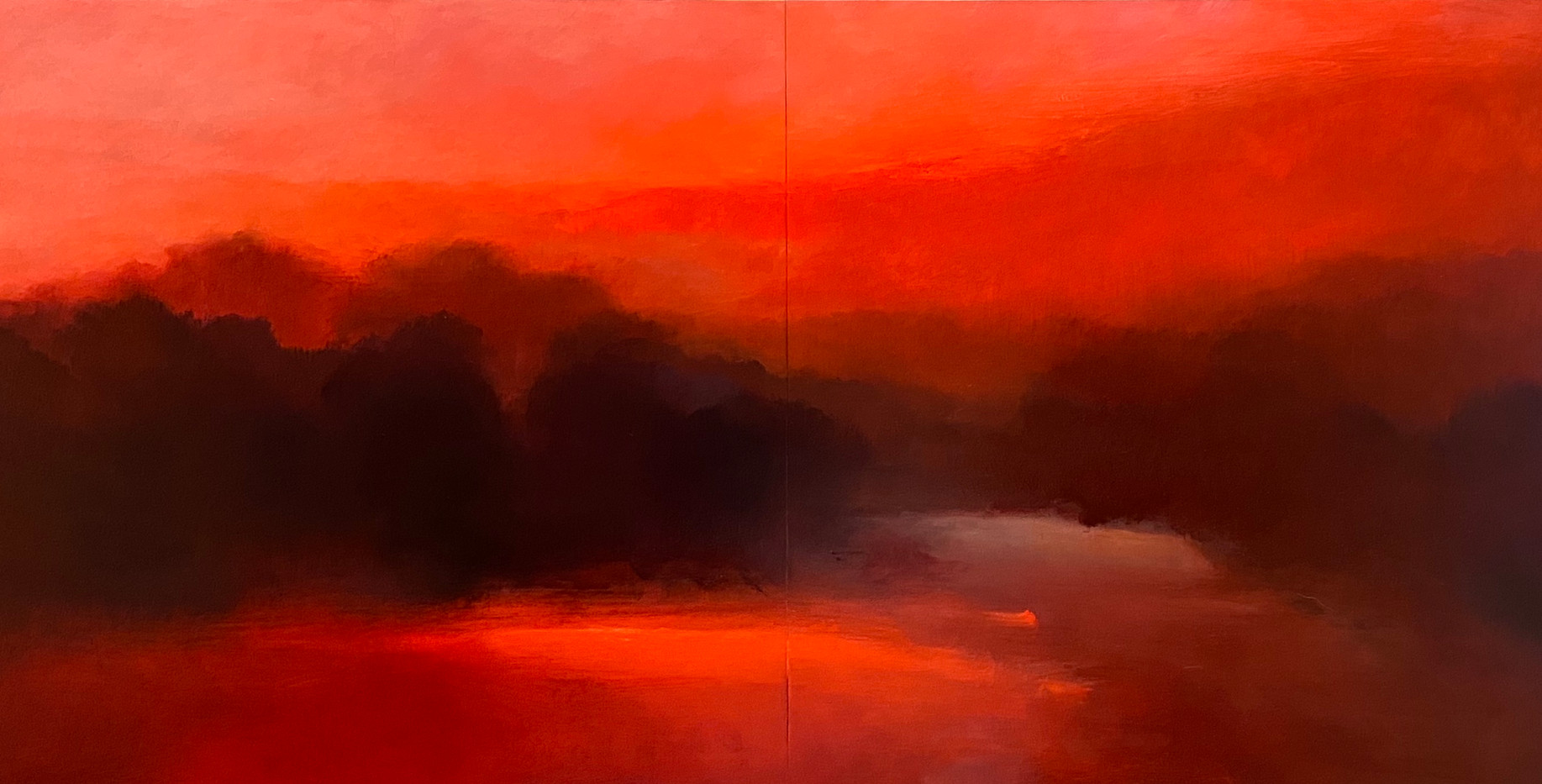 Red River Dawn