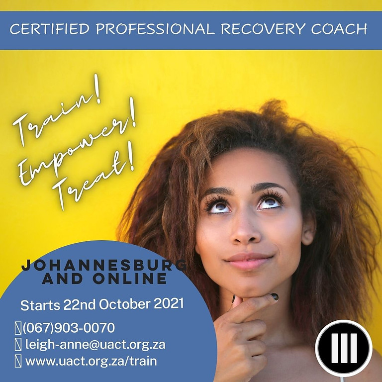 Certified Professional Recovery Coach (CPRC)