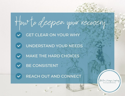 What Does it Really Mean to be in Recovery?