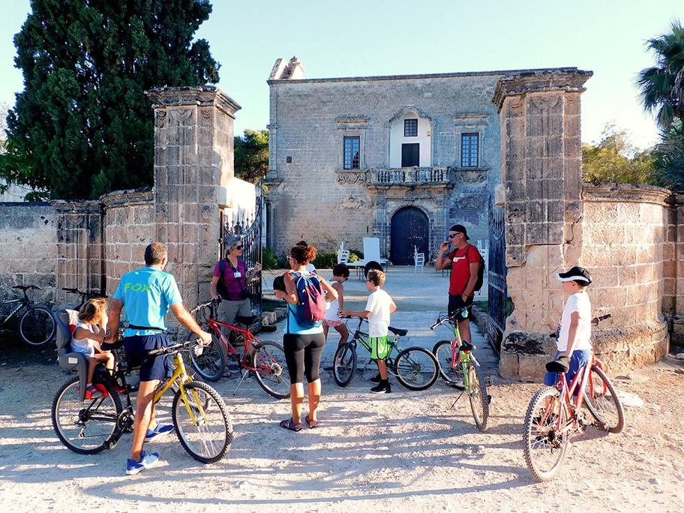 BiciTour Giardini segreti